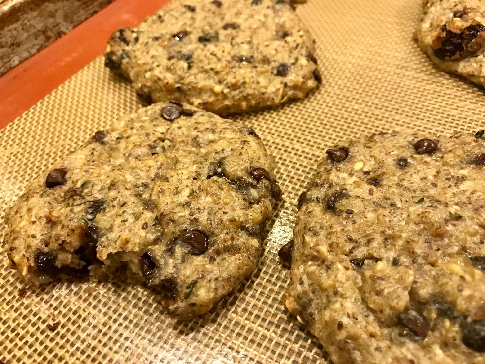 pre-run cookies