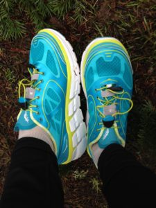 New Hoka running shoes