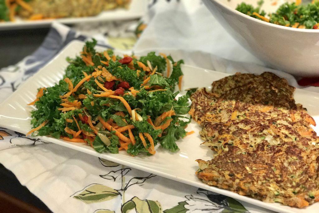 Carrot-Zucchini Friters